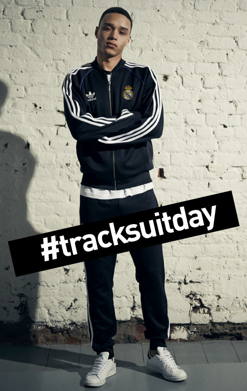 Adidas / Tracksuitday