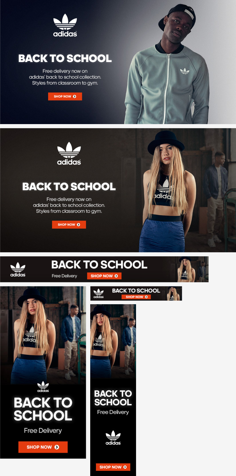 Adidas /  Back to School image 2