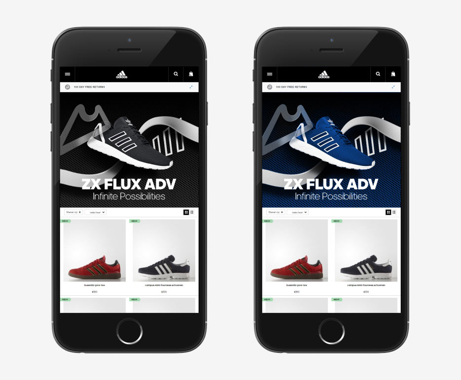 Adidas / ZX Flux ADV image 2